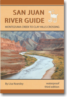 San Juan River Guide Cover